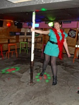 Hen do - pole dancing lessons