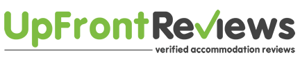 Upfront Reviews Logo