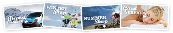 Chamonix Resort Shop - Your one stop shop